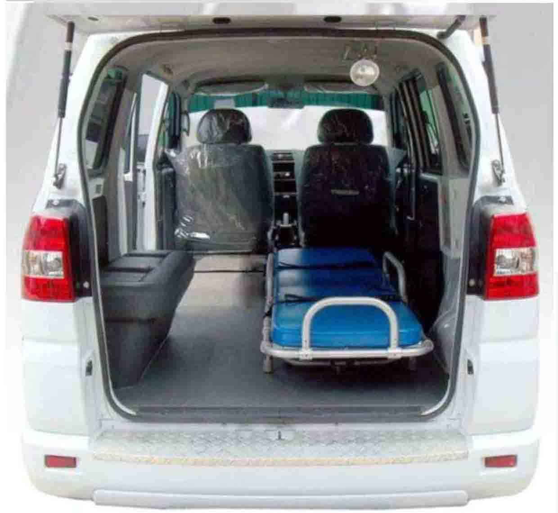 Spesifikasi Ambulance Ekonomi Karoseri Mobil Kotak P3k Deluxe