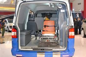 Interior Ambulance vw caravel