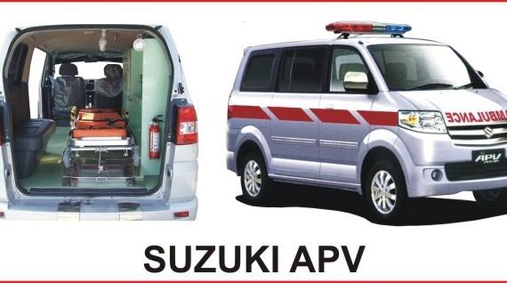 Spesifikasi Ambulance Suzuki APV