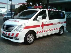 Karoseri Mobil Ambulance Hyundai H1