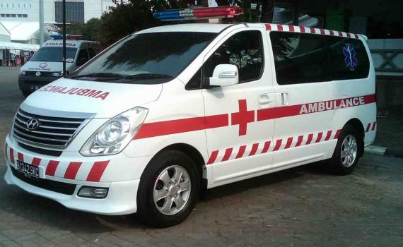 Spesifikasi Ambulance Hyundai H1