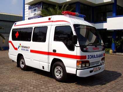 Harga Mobil Ambulance Isuzu Elf Mobil Ambulance
